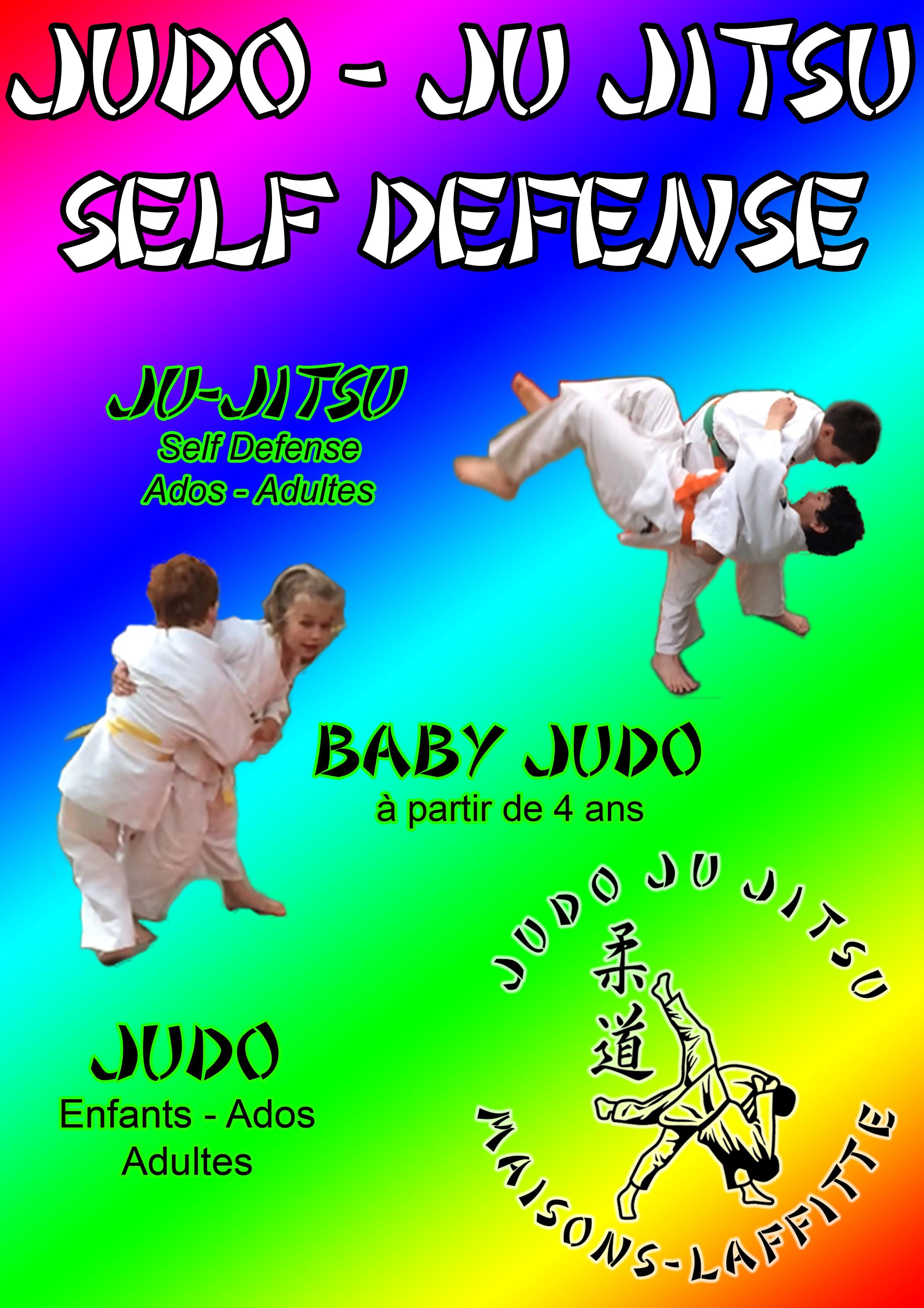 affichette judo 2016-2017
